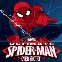 Ultimate Spider-Man Cyber Sabotage