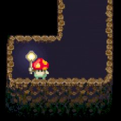 Mushroom Maze