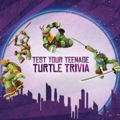 Test Your Teenage Turtle Trivia