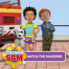 Fireman Sam Match the Shadows