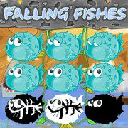 Falling Fishes