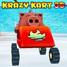 Krazy Kart 3D