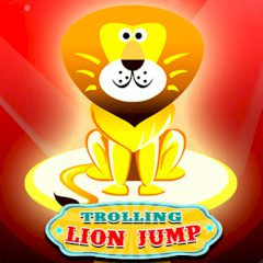 Trolling Lion Jump