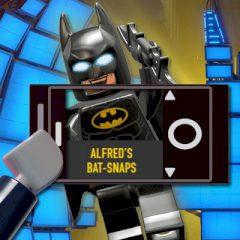 LEGO Batman Alfred's Bat-Snaps