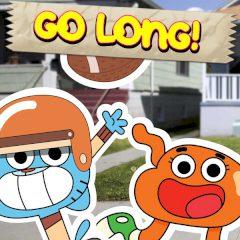 Gumball Go Long!