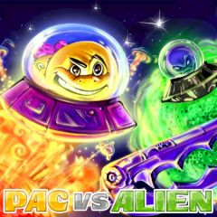 Pac vs Alien