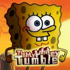 SpongeBob Tighty Whitey Tumble