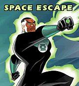 Green Lantern. Space Escape
