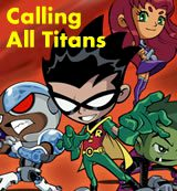 Teen Titans. Calling All Titans