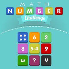 Math Number Challenge