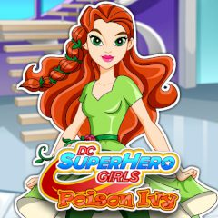 DC SuperHero Girls Poison Ivy