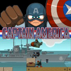 Captain America Shield of Justice