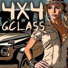 4x4 GClass