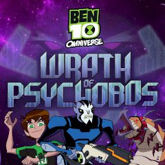 Ben 10 Omniverse Wrath of Psychobos
