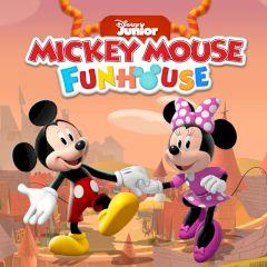 Funny's Funhouse Mania!