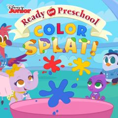 Ready for Preschool Color Splat!