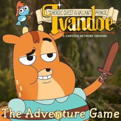 The Heroic Quest of the Valiant Prince Ivandoe the Adventure Game