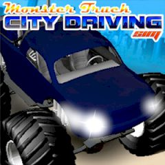 Monster Truck City Driving Sim