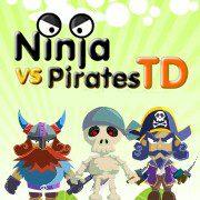 Ninja vs Pirates TD