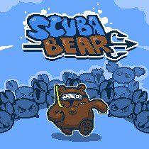 Scuba Bear