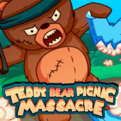 Download Radioactive Teddy Bear Zombies Free Online Games Gamezhero Com