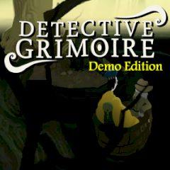 Detective Grimoire. Demo Edition