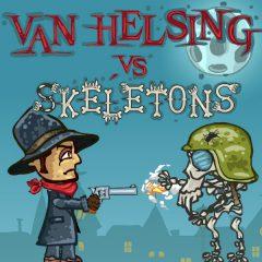 Van Helsing vs Skeletons