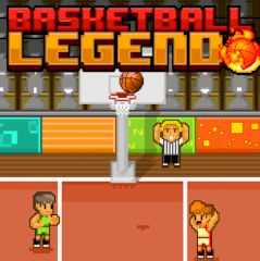 Basketball Legend