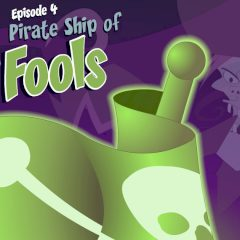 Scooby Doo Pirate Ship of Fools