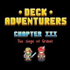 Deck Adventurers Chapter III