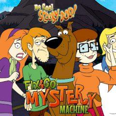 Fix & Go Mystery Machine