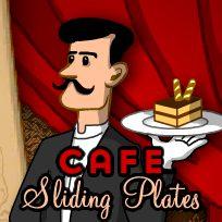 "Cafe ""Sliding Plates"""