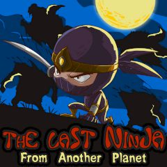The Last Ninja from Another Planet