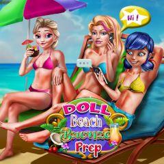 Doll Beach Bronze Prep