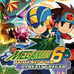 Mega Man Battle Network 6 Cybeast Gregar