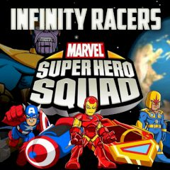 Super Hero Squad Infinity Racers