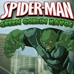 Spider-man Green Goblin Havoc