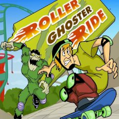 Scooby-Doo! Roller Ghoster Ride