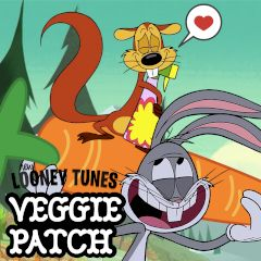 New Looney Tunes Veggie Patch