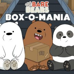 We Bare Bears Box-o-mania