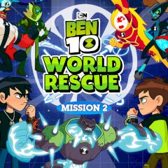 Ben 10 World Rescue Mission 2