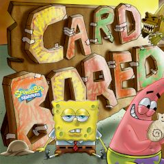 SpongeBob SquarePants CardBORED