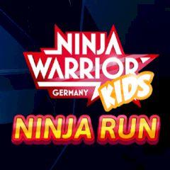 Ninja Warrior Kids Ninja Run