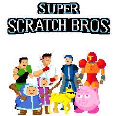Super Scratch Bros.