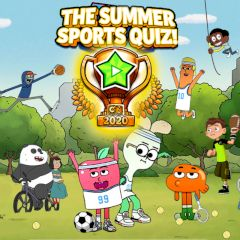 The Summer Sports Quiz!