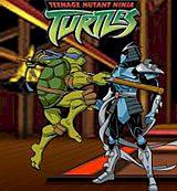 Turtles Ninja - Foot Clan Street Brawl