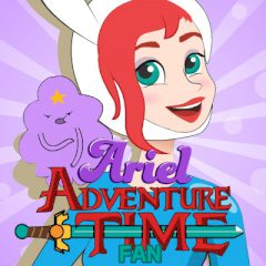 Ariel Adventure Time Fan