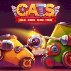 C.A.T.S. Crash Arena Turbo Stars
