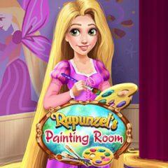 Rapunzels Painting Room
