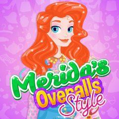 Merida's Overalls Style
